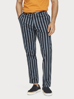 Scotch & Soda Stuart - Striped Chinos Regular slim fit | Men