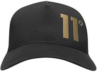 11 Degrees Logo Trucker Hat