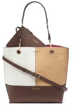 Calvin Klein Sonoma Colorblock Tote Bag