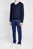 Burberry Randolf Cotton-Cashmere Blend Pullover