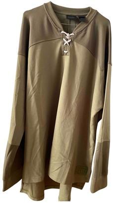 FENTY PUMA by Rihanna Green Cotton Knitwear for Women