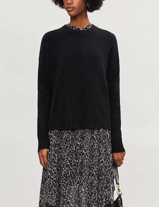 AllSaints Arun cashmere jumper