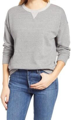 Everleigh Cotton Blend Sweatshirt