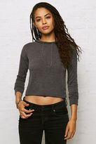 American Eagle Outfitters Don't Ask Why Shrunken Hoodie