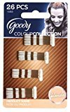 Goody Colour Collection Small Metallic Bobby Slide, Blonde 26 ea (Pack of 12)
