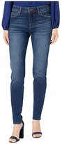 KUT from the Kloth Diana Fab Ab Skinny Leg in Busy Wash (Busy Wash) Women's Jeans