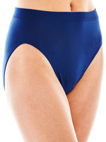 Bali Comfort Revolution Damask High-Cut Panties - 303J