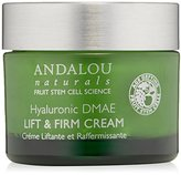Andalou Naturals Hyaluronic DMAE Lift and Firm Cream, 1.7 Ounce