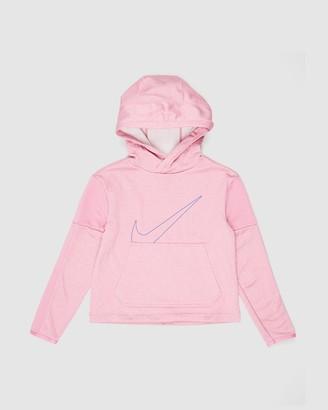 Nike Therma Graphic Pullover Hoodie - Teens