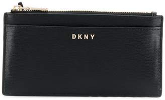 DKNY Saffiano leather bifold wallet