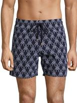 Vilebrequin Seahorse Embroidered Shorts