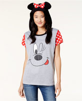 Hybrid Juniors' Minnie Mouse Costume Hoodie