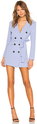 Lovers + Friends Diana Blazer Dress