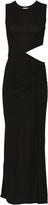 A.L.C. Jaxon Cutout Dress Black L