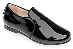 Venettini Girl's Conor Patent Leather Loafers