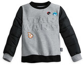 Disney Star Wars: The Force Awakens Fashion Pullover for Boys