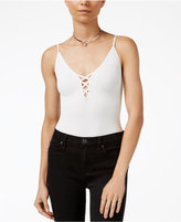 Free People Lace-Up Camisole