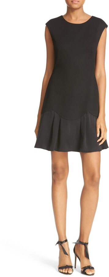 Rebecca Taylor Stacy Drop Waist Dress