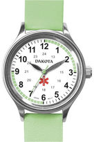 Dakota Women's Fun Color Nurse Watch, Light Green