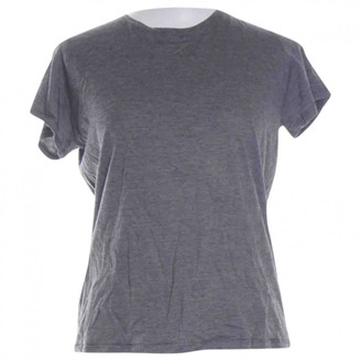 Margaux Lonnberg Grey Cotton Tops