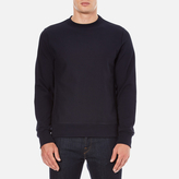 Paul Smith Men's Crew Neck Sweatshirt Navy