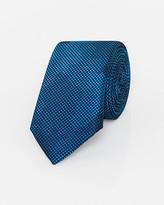 Le Château Camouflage Pattern Microfibre Tie