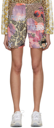 Perks And Mini Multicolor Lifestyle Animal Shorts