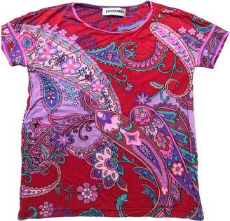 Leonard Multicolour Silk Tops