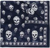 Alexander McQueen 'Skull' scarf - men - Silk - One Size