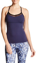 Beyond Yoga V-Neck Point and Curve Racerback Camisole