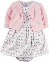 Carter's Baby Girls' Dress Sets 126g284