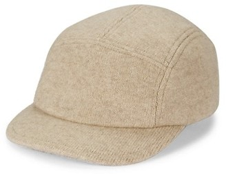 Rag & Bone Riley Cashmere Baseball Cap