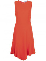Givenchy sleeveless asymmetric hem dress