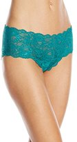 Cosabella Women's Never Say Never Hottie Lowrider Hotpant Panty