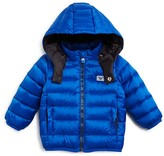 Armani Junior Armani Boys' Down Puffer Jacket - Sizes 12-36 Months