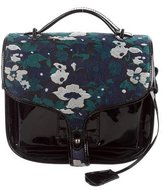 Opening Ceremony Small Ace Floral Satchel w/ Tags