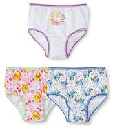 My Little Pony Toddler Girls' 3 Pack Briefs