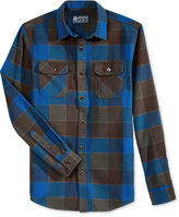 American Rag Men's Plaid Shirt Jacket, Only at Macy's