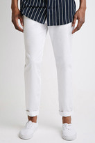 Forever 21 Slim Cotton Chinos