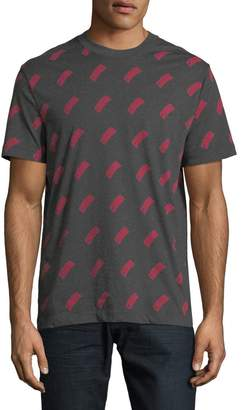 Canadian Olympic Team Collection Core AOP Canada Print Tee