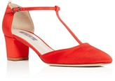 Sarah Jessica Parker Pet Grosgrain T-Strap Pumps - 100% Exclusive
