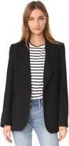Anine Bing Classic Fit Blazer
