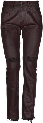 Marcelo Burlon County of Milan Denim pants