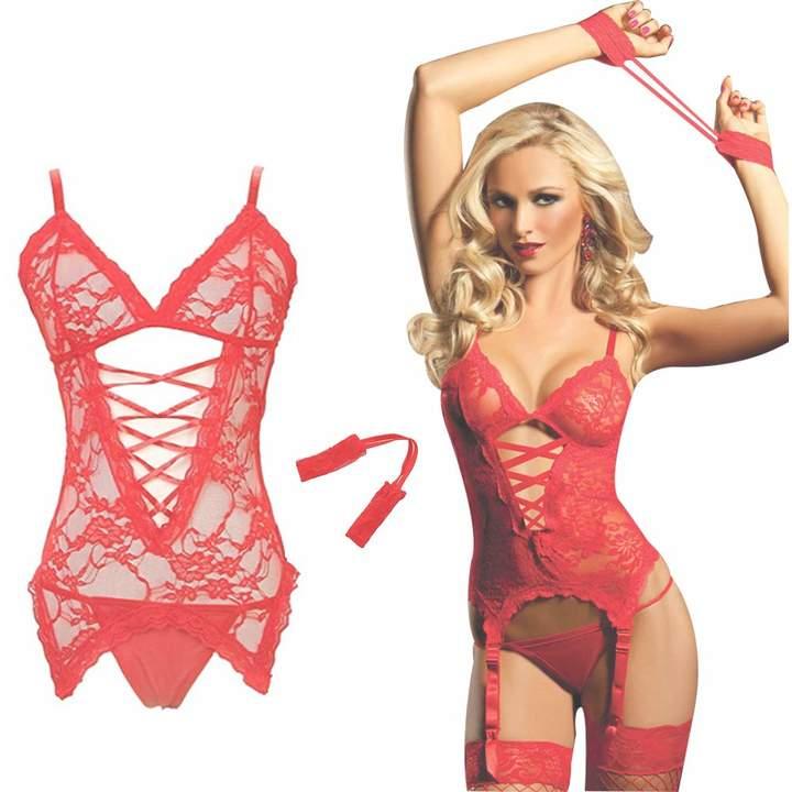 e099ef670 Red Teddy - ShopStyle Canada