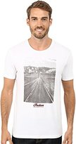 Lucky Brand Men's Open Road Indian Photo Graphic Tee