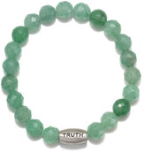 Satya Jewelry Truth Sanskrit Stretch Bracelet