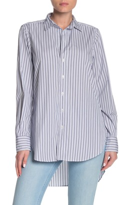 Frank And Eileen Grayson Long Sleeve Button Front Shirt