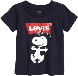 Levi's x Peanuts(R) Snoopy Graphic Tee