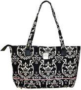 Jenni chan damask 17-in. laptop bag