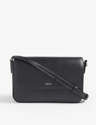 DKNY Bryant leather cross-body bag